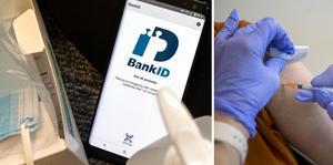 """""""Sveriges grannländer har redan digitala infrastrukturer som underlättar pandemiarbetet"""", skriver SKPF i en insändare."""