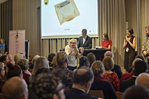 En av de stora vinnarna var Anna Bergenudd som driver Järvsö Gårdsbageri. Hennes bageri tog guld i två klasser samt ett silver och ett brons.