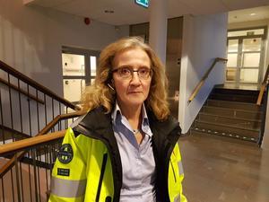 Tiina Huhtala, VA-chef på Kumla kommun.