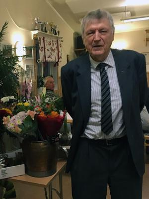Bengt Ehnström kommer till Huåns ordenshus nästa vecka för att berätta om sin nya bok om den vresige gamlingen.
