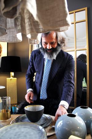 På Bisnonno kan du numera få inredningstips från en italienare. Miro kommer även hålla kurser i italiensk matlagning.