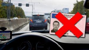 Skribenten förstår inte vad som ska till för att få tillbaka sitt körkort.