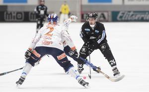 Erik Säfström och Sandviken kopplade snabbt ett grepp på Bollnäs.