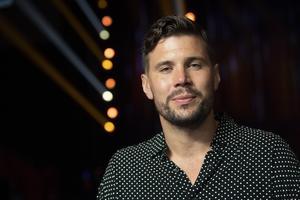 Robin Bengtsson är tillbaka i Melodifestivalen efter segern 2017. Foto: Fredrik Sandberg/TT