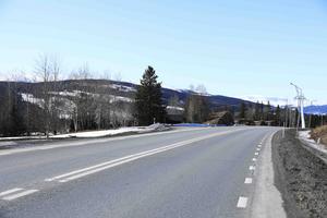 Till hösten 2020 är planen att det finns en gång- och cykelväg mellan Vik och Frönäset.