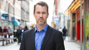 Per Geijer, säkerhetschef inom Svensk Handel. Foto: Svensk Handel.