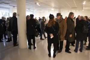 Västerås Konstnärsförening slog publikrekord när nya Västerås konsthall öppnande i januari i år.