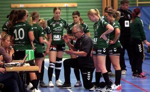 Alftas tränare Magnus Dehlin fick se sitt lag förlora en seriematch för första gången sedan säsongen 2017/2018.
