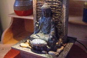 Mindfulness grundar sig i buddismens lära kring meditation.