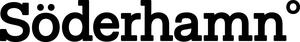 Foto: Söderhamns kommun. Den nya logotypen för platsen Söderhamn innehåller bland annat ett gradtecken.