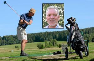 Golfen i Stjärnfors är allvarligt hotad. Jimmy Hoppe har inte betalat in arrendeavgiften till markägaren och därmed kan golfsäsongen inte starta som planerat.
