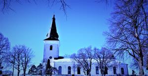 Enångers kyrka. Bild: Joacim Nilsson.