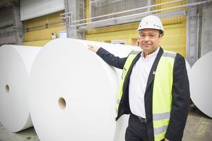 Mikko Sorjonen tror att det är viktigt att arbeta mycket med värdegrunden i verksamheten.