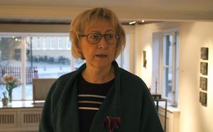 Även om Ulla Löfdahl Reimerson stänger sitt galleri har hon planer på att ordna med kulturaftnar i lokalen framöver.