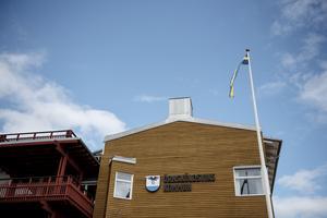 Kommunhuset Kronan.