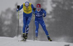 Gustaf Berglund, Mora, trea.