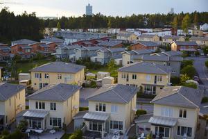Skatt gör det för dyrt att flytta?                                                                Foto: TT