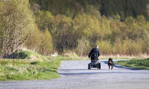 Vi måste skapa bättre livsvillkor för personer med funktionsnedsättning. Foto: TT