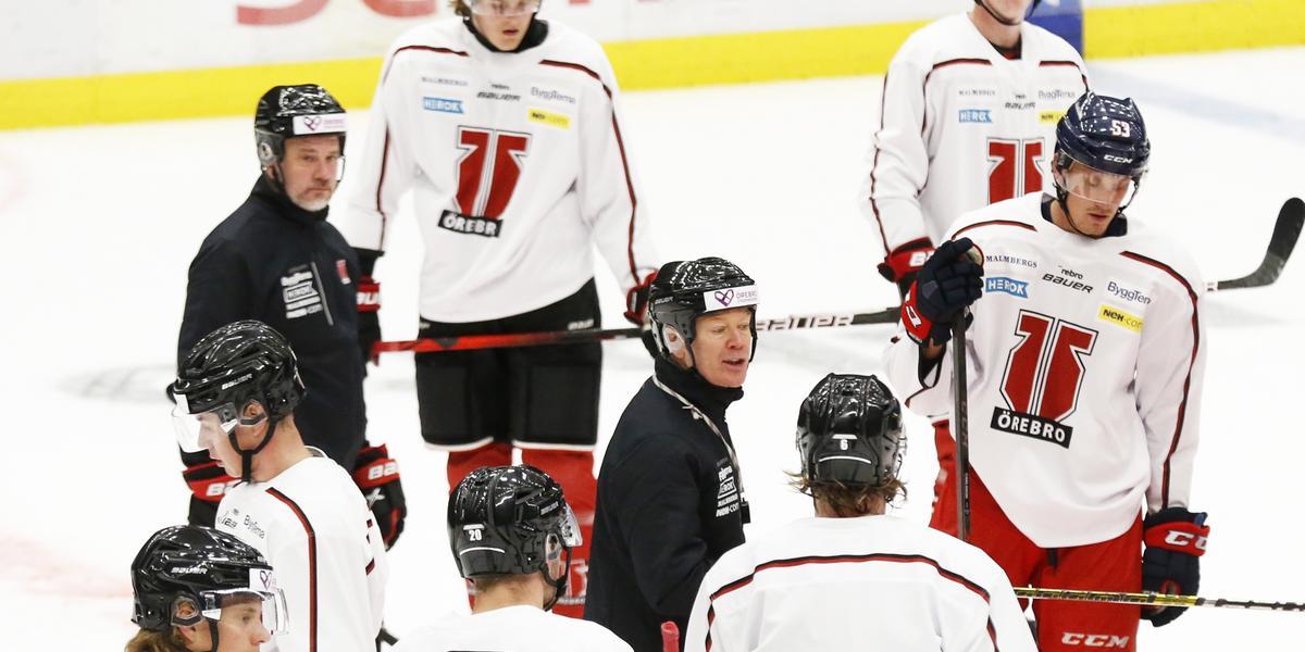 """Premiärvecka – då mötte Eriksson flera glädjebesked: """"Är där vi vill vara"""" • Örebrotränaren om Zamorsky"""