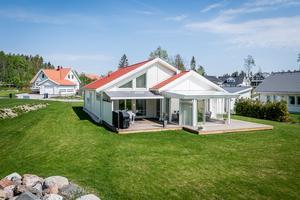 För fem miljoner kronor fick huset Brandvaktsvägen 22 nya ägare. Foto: Fisheye/MOHV.