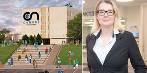 Att Nynäshamns Kompetenscentrum byter namn till Campus Nynäshamn kommer att bidra till att vuxenutbildningens stärks, menar förvaltningschefen Lina Axelsson Kihlblom.