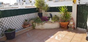 Uteplatsen ger större frihet och är en bra kompensation om man har för få kvadratmeter inomhus.