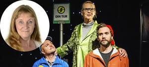 Västernorrlands egen regionteater i pjäsen