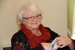 Kungsörspolitikern Gunilla Aurusell (S), ordförande i VMMF, ser bara fördelar i att få in Köping i samarbetet.