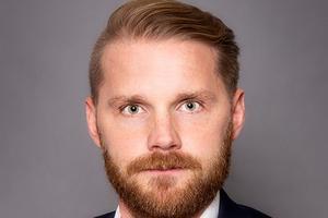 Anders Elgenäs, kontorschef Nordea Östersund.