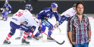 Bandypuls Leo Hägglund sticker ut hakan och säger att Edsbyn vinner säsongens första riktigt tunga match i elitserien.