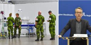 Björn Eriksson, hälso- och sjukvårdsdirektör i Region Stockholm.