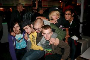 År 2008. Johannes & vänner.