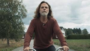 Peter Sjöquist har den manliga huvudrollen i Lantsiar. Pressbild: Backa studios