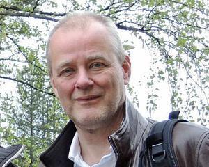 Erik Nordén, VD på Avesta avlopp och vatten