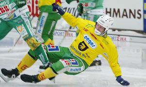 Dan Hjelm, profilstark lirare i Ljusdal under tidigt 2000-tal.