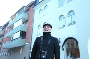 Stadsarkitekten Arne Ludvigsson.