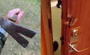 Under en kort tid utsattes två lägenheter för inbrott i centrala Rättvik under måndagen. (Foto: arkiv)