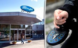Skribenten jobbar på elrullstolsföretaget Permobil i Timrå och menar att arbetarnas lön inte motsvarar framgångarna.
