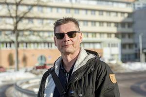 Jan Andersson, 57 år, polisanställd, Östersund: