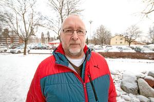 Mikael Karlsson, tillförordnad fastighetschef på NVK.