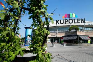 Juli är Kupolens näst bästa månad, endast slagen av december. Turismen är en del av förklaringen tror centrumchefen Johan Forsgren.