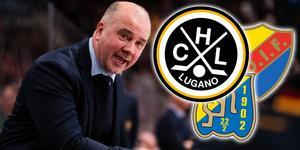 Stefan Nyman har bland annat varit sportchef i SSK och assisterande tränare i Djurgården. Nu väntar Schweiz och storklubben HC Lugano – en speciell klubb med mycket passion, och en längtan efter att vinna första mästerskapet sedan 2006. Foto: Bildbyrån