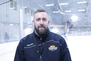 Strömsbros tränare Thomas Engman.