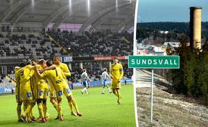 Skribenten tycker att det finns en bristande förståelse för GIF Sundsvalls bedrifter på planen och som ansikte utåt för staden. Bild: Björn Larsson Rosvall/TT / Håkan Humla