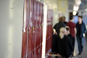 Maskulinitetsnormen frodas i skolan. Foto: TT