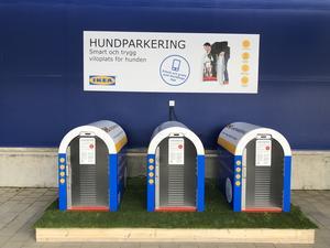 I den självrengörande buren regleras värmen automatiskt. Foto: Ikea.