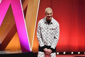 William Strid är klar för Melodifestivalen.