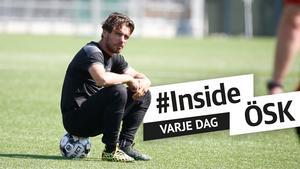 11.00: Sista ÖSK-träningen före matchen mot Varberg – följ rapporteringen här