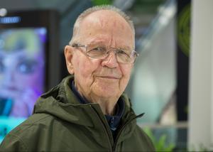 Lars-Olof Thörnström, pensionär, 79 år, Indal