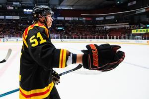51 tog han i finska landslaget, sen hängde det med till Brynäs. Bild: Jonathan Näckstrand / BILDBYRÅN